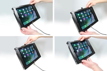Inštalácia produktu Odolné puzdro pre Apple iPad Air 2 Molex. Krok 3.