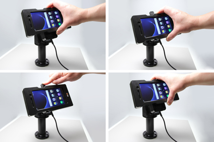 Inštalácia produktu Odolné puzdro pre Samsung Galaxy S7 G930 Molex. Krok 3.