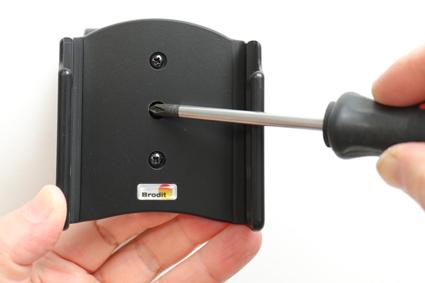 Inštalácia produktu Pasívny držiak pre Huawei P20 Lite. Krok 3.