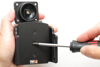 Inštalácia produktu Pasívny držiak pre Huawei P20 s orig. puzdrom. Krok 2.