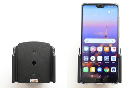 Inštalácia produktu Pasívny držiak pre Huawei P20 s orig. puzdrom. Krok 4.