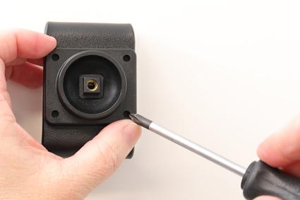 Inštalácia produktu Pasívny držiak pre Huawei P30 Pro. Krok 2.