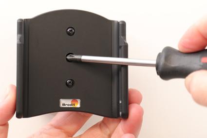 Inštalácia produktu Pasívny držiak pre Huawei P30 Pro. Krok 3.
