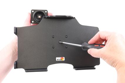 Inštalácia produktu Pasívny držiak do auta pre Samsung Galaxy Tab A 10.1 2019 Krok 1.