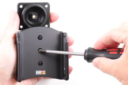 Inštalácia produktu Pasívny držiak pre Samsung Galaxy A40 A405 Krok 1.