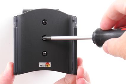 Inštalácia produktu Pasívny držiak pre Samsung Galaxy A40 A405. Krok 3.