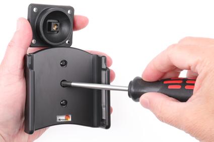 Inštalácia produktu Pasívny držiak pre Samsung Galaxy A50 A505 Krok 1.