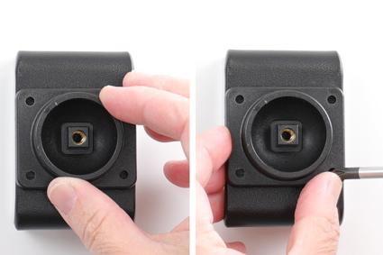 Inštalácia produktu Pasívny držiak pre Samsung Galaxy A50 A505. Krok 2.