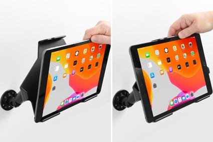 Inštalácia produktu Pasívny držiak do auta pre Apple iPad 10.2. Krok 2.
