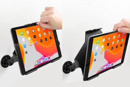 Inštalácia produktu Pasívny držiak do auta pre Apple iPad 10.2. Krok 3.