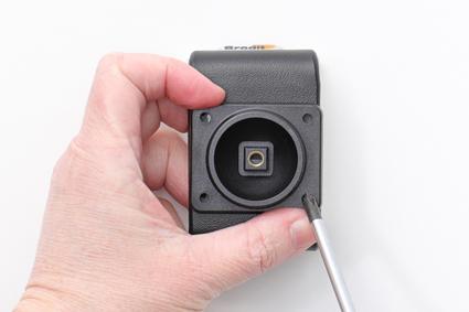 Inštalácia produktu Pasívny držiak pre Samsung Galaxy S20/S21 Ultra G988. Krok 2.
