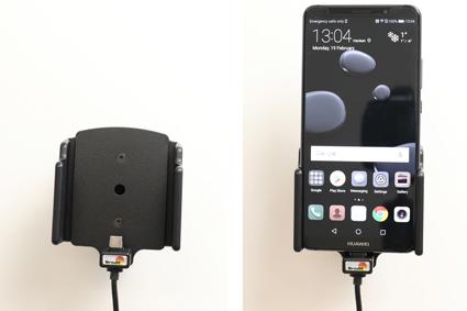 Inštalácia produktu Aktívny držiak pre Huawei Mate 10 Pro. Krok 4.