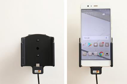 Inštalácia produktu Aktívny držiak pre Huawei P10 Plus s Molex kon.. Krok 4.