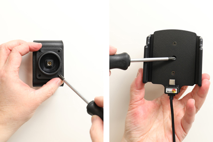 Inštalácia produktu Aktívny držiak pre Huawei Mate 10 Pro s Molex kon.. Krok 3.