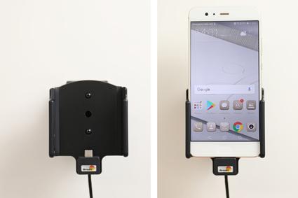 Inštalácia produktu Aktívny držiak pre Huawei P10 Plus USB+CL. Krok 4.