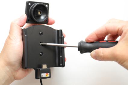 Inštalácia produktu Aktívny držiak pre Huawei P20 USB+CL Krok 1.