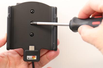 Inštalácia produktu Aktívny držiak pre Huawei P30 Pro USB+CL. Krok 3.