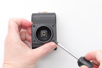 Inštalácia produktu Aktívny držiak pre Samsung Galaxy S20/S21 Ultra G988 USB+CL. Krok 2.