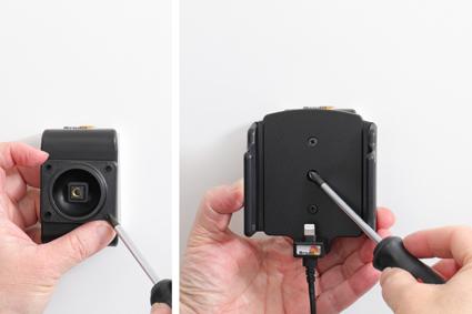 Inštalácia produktu Aktívny držiak pre Apple iPhone 12, iPhone 12 Pro s puzdrom. Krok 3.