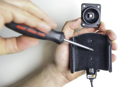 Inštalácia produktu Aktívny držiak pre Samsung Galaxy Note 8 N950F s Molex kon. semiš Krok 1.