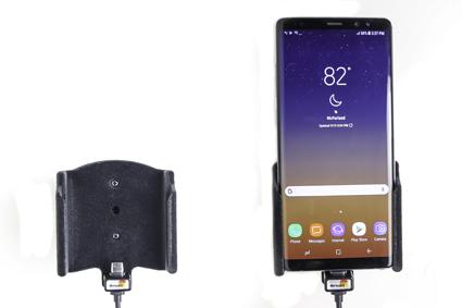 Inštalácia produktu Aktívny držiak pre Samsung Galaxy Note 8 N950F s Molex kon. semiš. Krok 4.