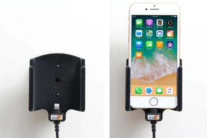 Inštalácia produktu Aktívny držiak pre Apple iPhone 8/iPhone SE 2020 s Molex kon.. Krok 4.