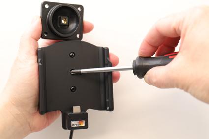 Inštalácia produktu Aktívny držiak pre Huawei P30 Pro s Molex kon. Krok 1.