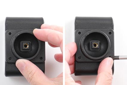 Inštalácia produktu Aktívny držiak pre Samsung Galaxy A50 A505 s Molex kon.. Krok 2.