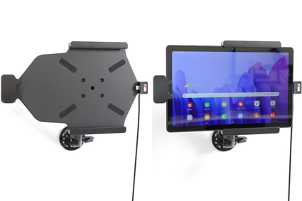 Inštalácia produktu Aktívny držiak pre Samsung Galaxy Tab A7 10.4 s uzam. s Molex. Krok 4.