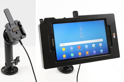 Inštalácia produktu Odolné puzdro pre Samsung Galaxy Tab Active 2 T390 USB+CL. Krok 4.