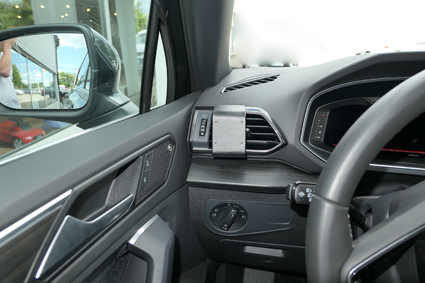 Inštalácia konzoly Proclip 805516 - Seat Tarraco 19, vľavo. Krok 4.