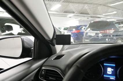 Inštalácia konzoly Proclip 805579 - Hyundai i30 17-20, vľavo. Krok 4.