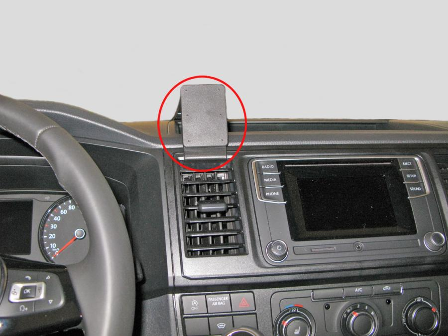 Proclip Only For Comfort Dashboard Without A Lid On The