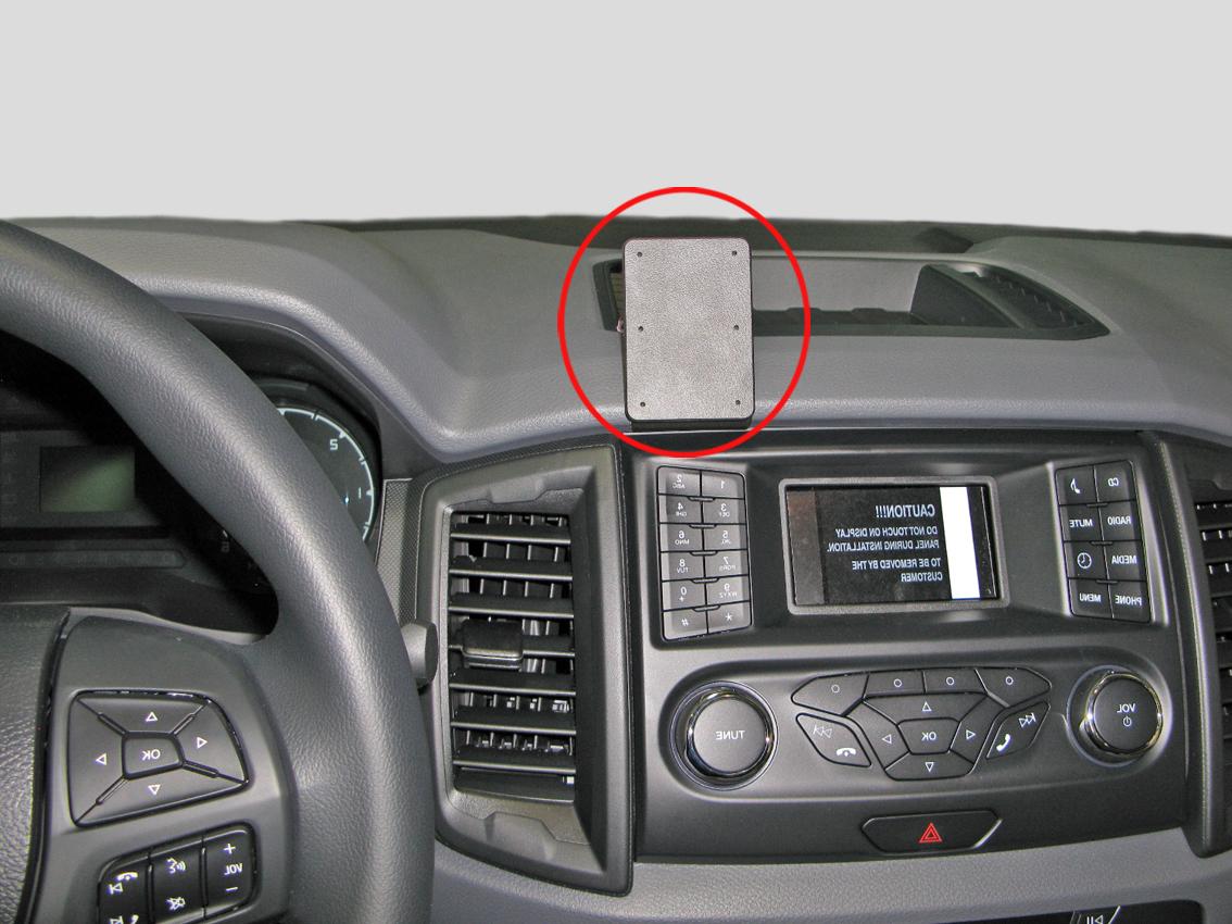 Brodit ProClip 855184 montage Console Pour Ford Ranger à partir de l/'année de construction 2016
