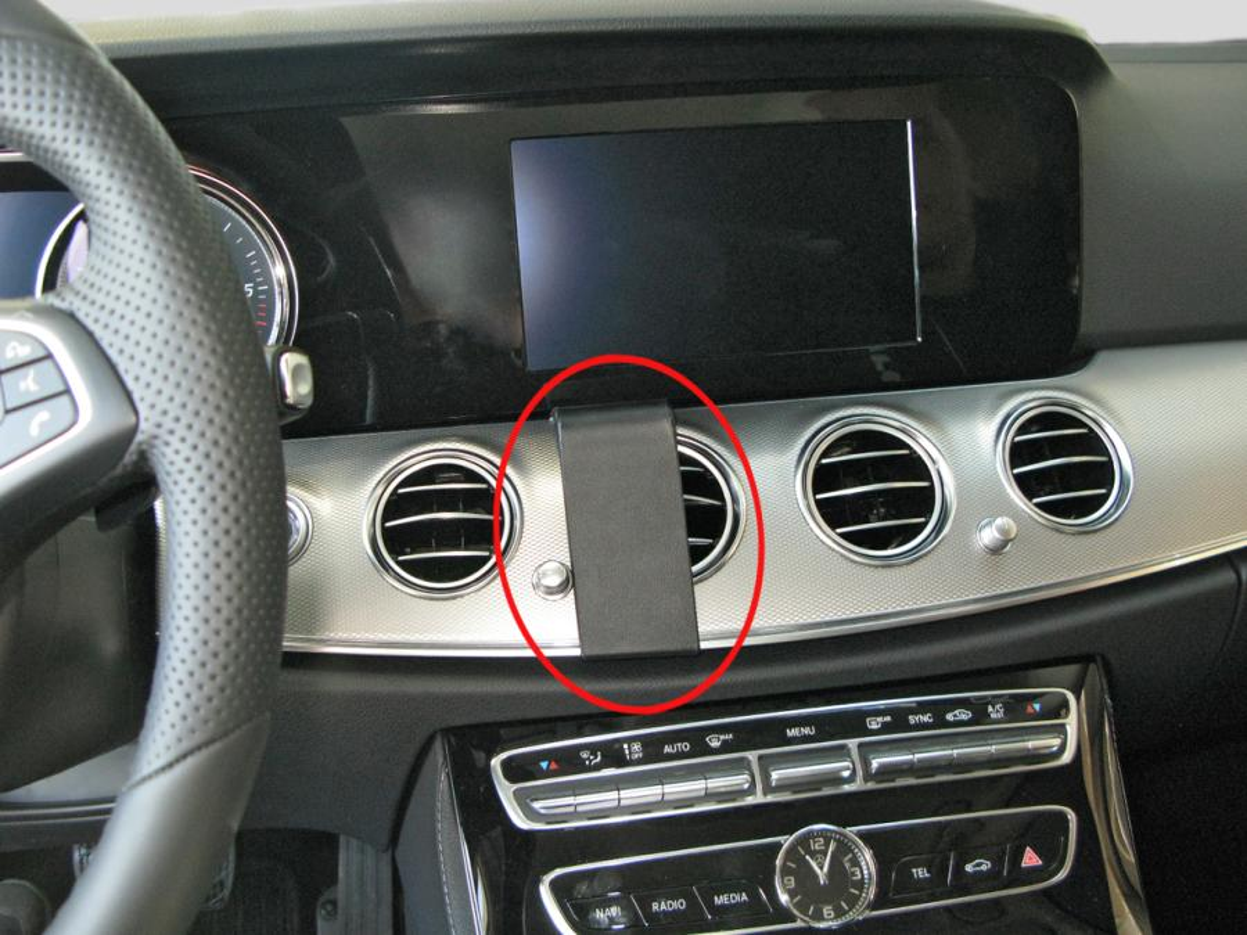 14 Brodit 654631 ProClip Center Mount for Mercedes Benz CLS Class 11