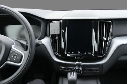 Inštalácia konzoly Proclip 855326 - Volvo XC60 18-19, S60 19-19, V60 19-19, stred. Krok 4.