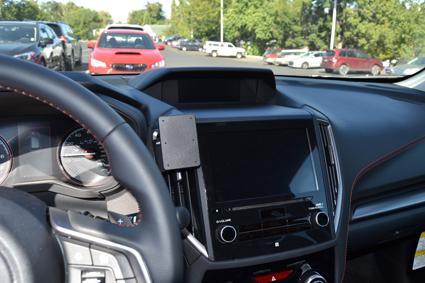 Inštalácia konzoly Proclip 855513 - Subaru Forester Sport 19-20, stred. Krok 4.
