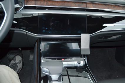 Inštalácia konzoly Proclip 855585 - Audi A8 18-20, stred,vpravo. Krok 4.