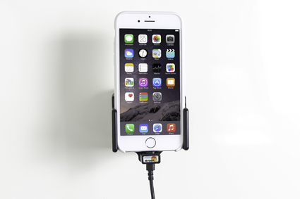 Active Holder With Cig Plug With Tilt Swivel And Usb Cable Apple