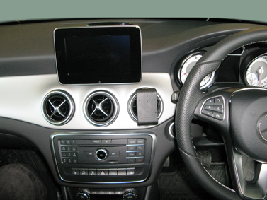Proclip 654813 brodit for Mercedes benz cell phone cradle