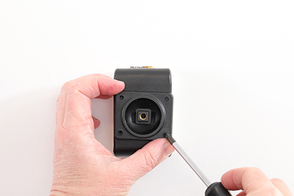 719191 Brodit Proclip: Qi wireless active holder for fixed